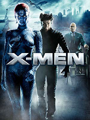『X-MEN』を観る